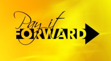 pay it forward living 22nd century