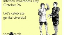 intersex awareness day